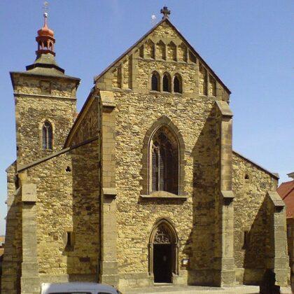 Kostel sv. Štěpána, Wikipedia